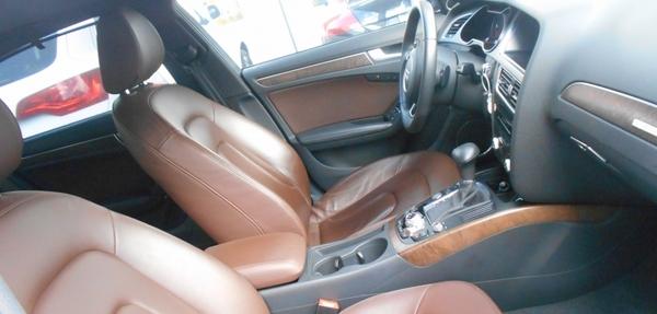 Audi A4 Lateral izquierdo 4