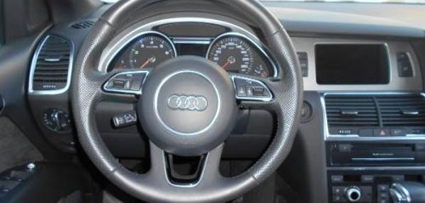 Audi Q7 Frente 13