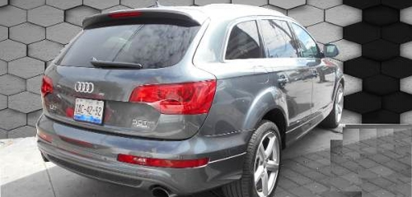 Audi Q7 Arriba 12