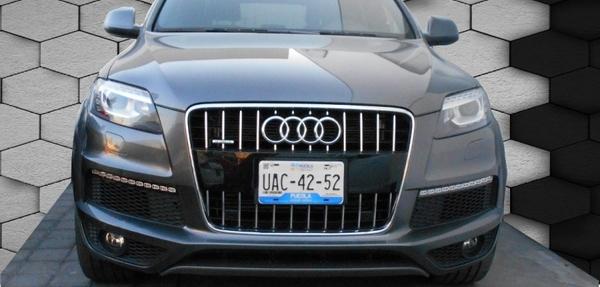 Audi Q7 Frente 3