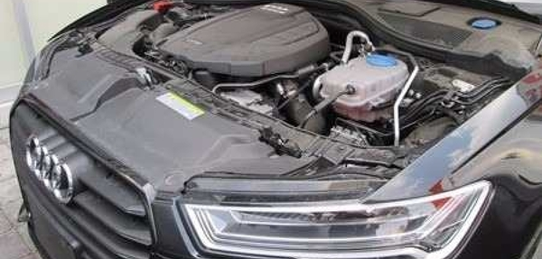 Audi A6 Lateral derecho 9