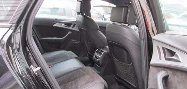 Audi A6 Frente 8