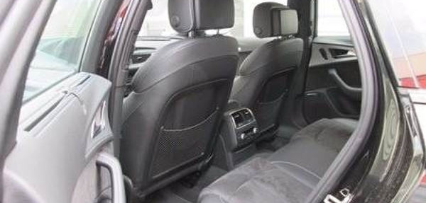 Audi A6 Tablero 5