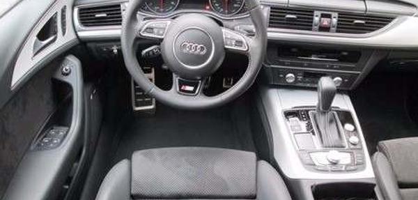 Audi A6 Tablero 1