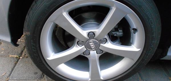 Audi A3 Atrás 8