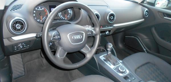 Audi A3 Asientos 2