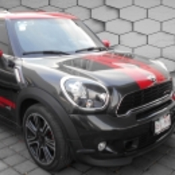 MINI John Cooper Works John Cooper Works Hot Chili Aut 2013