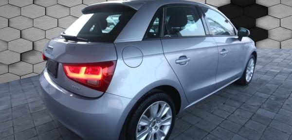 Audi A1 Asientos 10