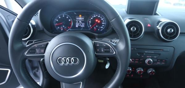 Audi A1 Lateral izquierdo 9