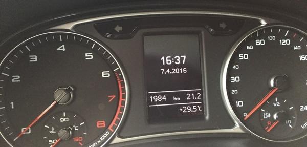 Audi A1 Interior 8