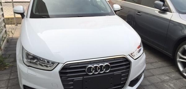 Audi A1 Tablero 6