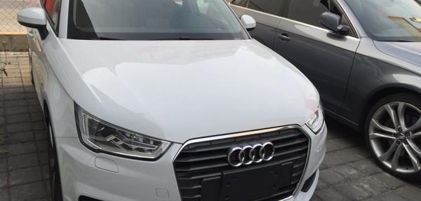 Audi A1 Tablero 4