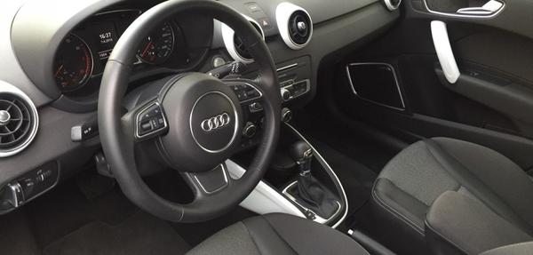 Audi A1 Frente 2