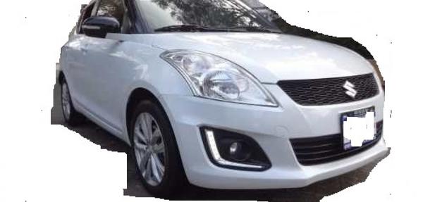 Suzuki Swift Atrás 1