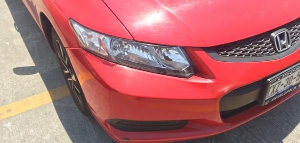 Honda Civic Lateral izquierdo 5