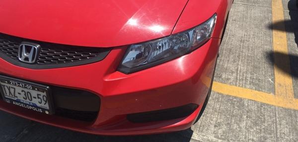 Honda Civic Asientos 3