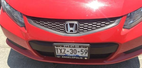 Honda Civic Tablero 2