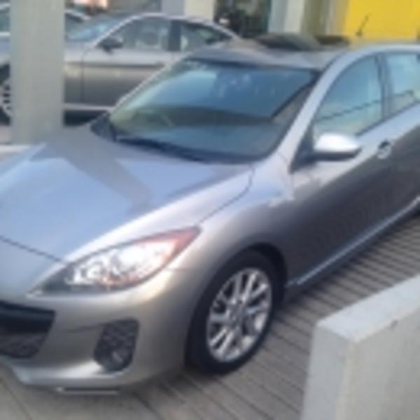 Mazda 3 Hatchback s Aut 2012