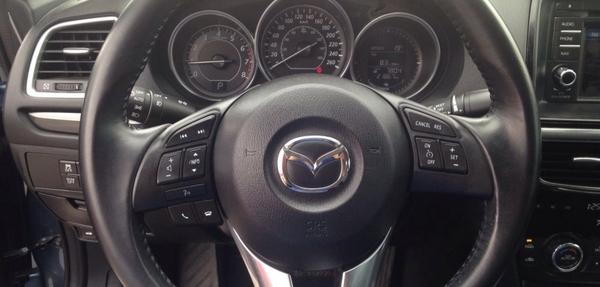 Mazda 6 Lateral derecho 11