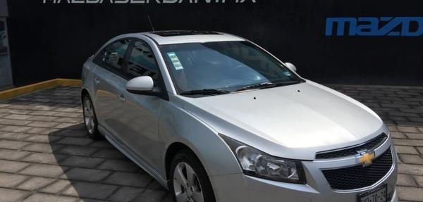 Chevrolet Cruze Asientos 9