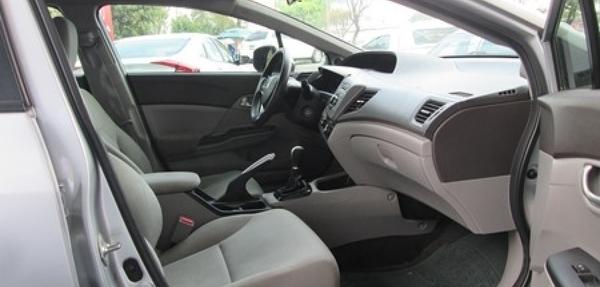 Honda Civic Frente 3
