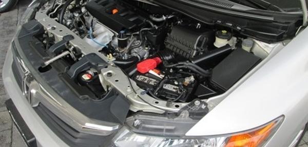 Honda Civic Atrás 1