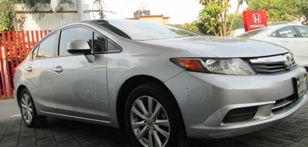 Honda Civic Frente 11