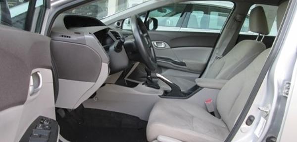 Honda Civic Frente 8
