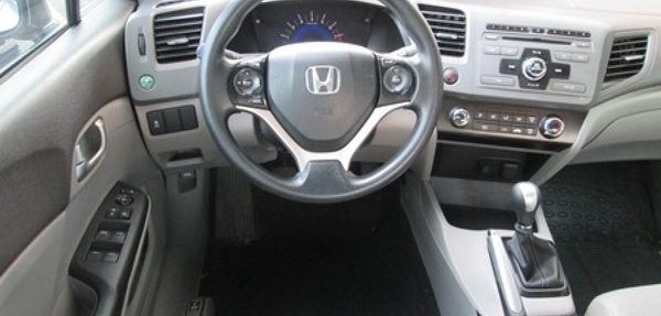 Honda Civic Arriba 7