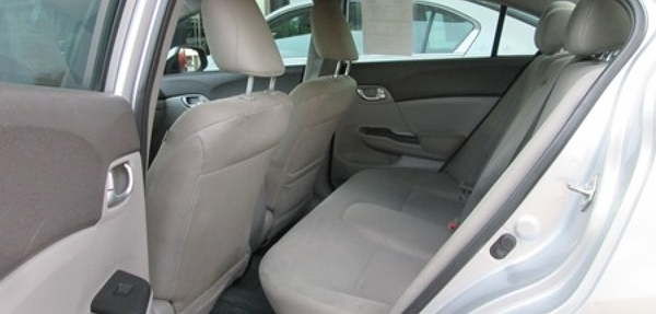 Honda Civic Lateral derecho 6