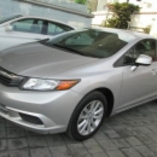 Honda Civic EX 1.8L 2012