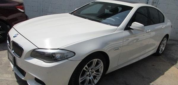 BMW Serie 5 Arriba 13