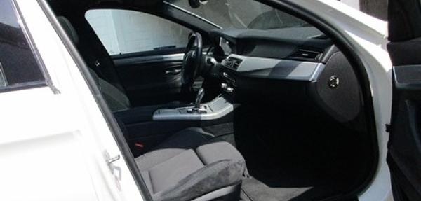 BMW Serie 5 Frente 5