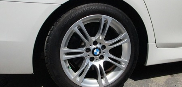 BMW Serie 5 Tablero 4