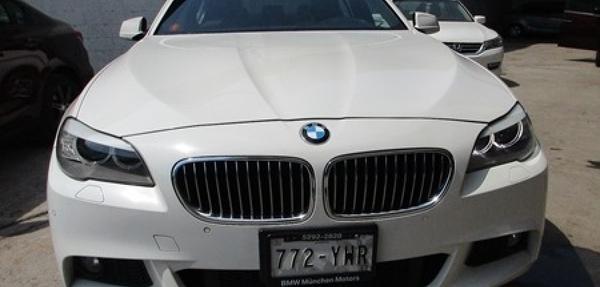BMW Serie 5 Atrás 2