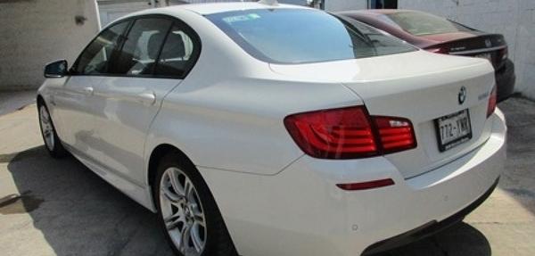BMW Serie 5 Interior 11