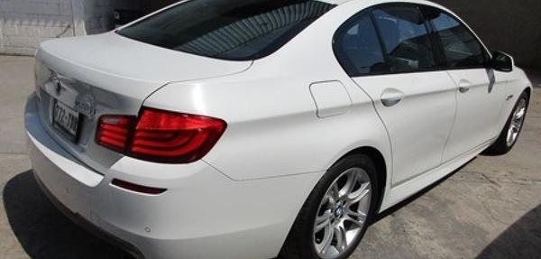 BMW Serie 5 Llantas 10