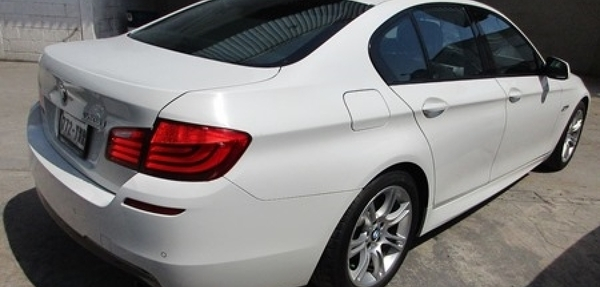 BMW Serie 5 Tablero 10