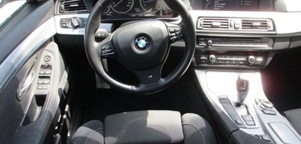 BMW Serie 5 Llantas 8