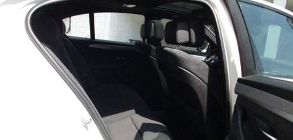 BMW Serie 5 Asientos 6