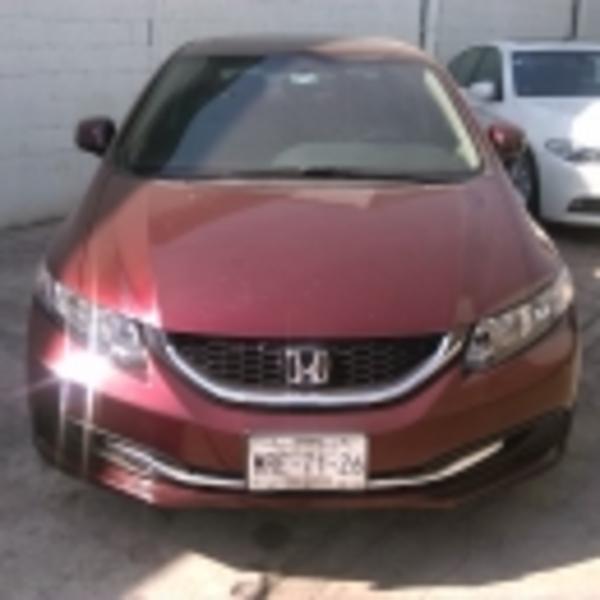 Honda Civic EX 1.8L Aut 2013
