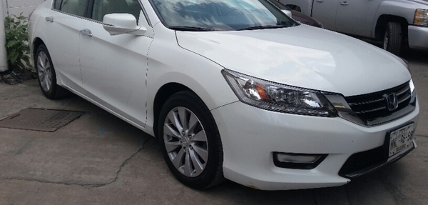 Honda Accord Interior 5