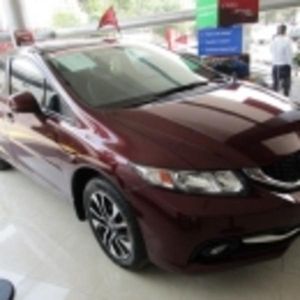 Honda Civic EXL 1.8L Aut 2013