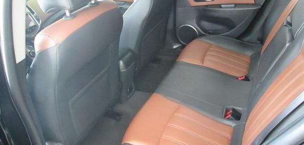 Chevrolet Cruze Frente 2