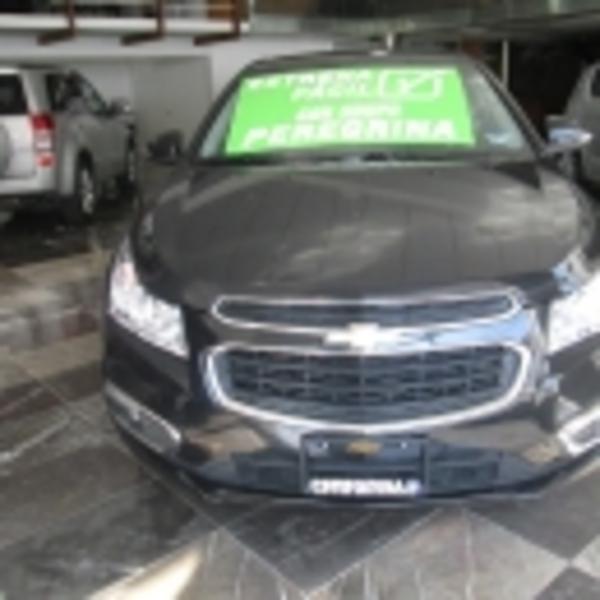 Chevrolet Cruze LTZ/TA 2015