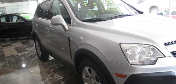 Chevrolet Captiva Sport Frente 8