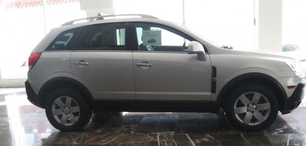 Chevrolet Captiva Sport Interior 5