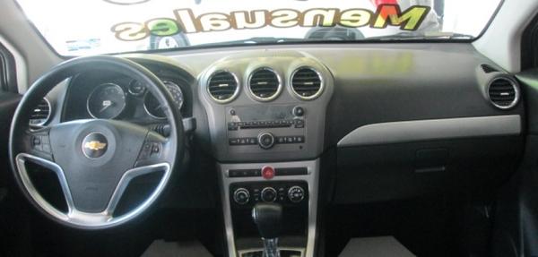 Chevrolet Captiva Sport Atrás 4