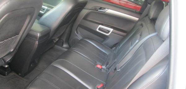 Chevrolet Captiva Sport Llantas 2