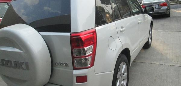 Suzuki Grand Vitara Asientos 4
